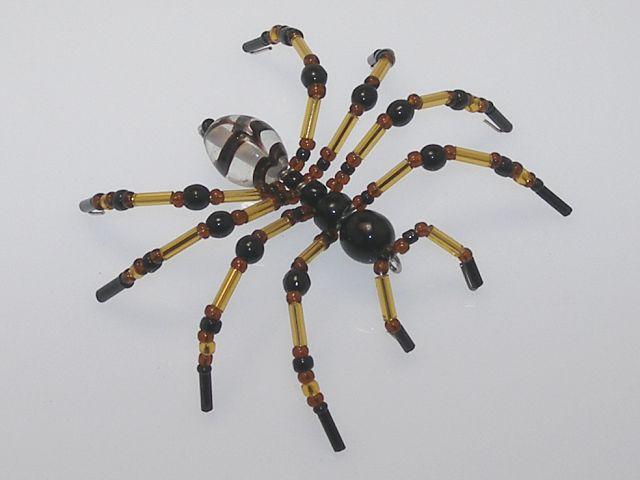 Beaded Spider #100