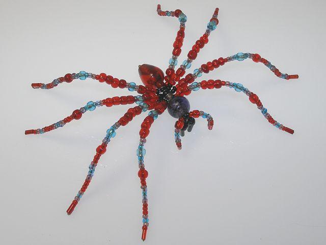 Beaded Spider #300