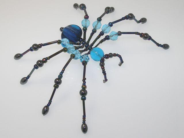 Beaded Spider #302